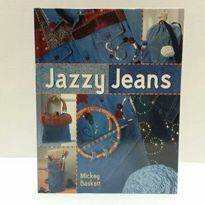 Jazzy Jeans Book by Mickey Baskett